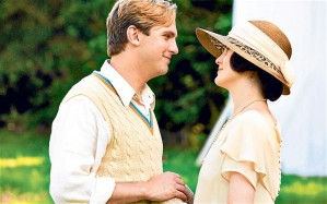 Matthew and Mary, Downton Abbey Season 3 (Telegraph)