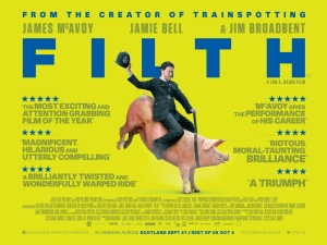 Filth Poster