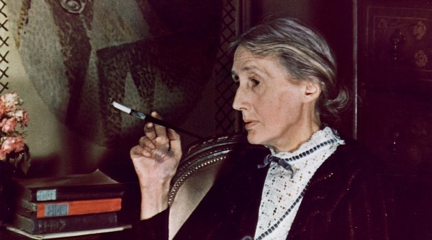 Virginia Woolf - by Gisele Freund.