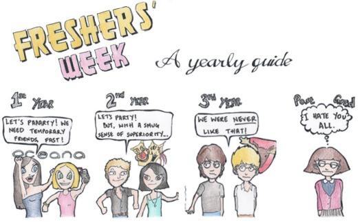 Freshers' week