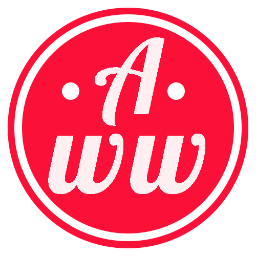 Away With Words logo